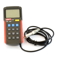 Digital Vibrometer UT315